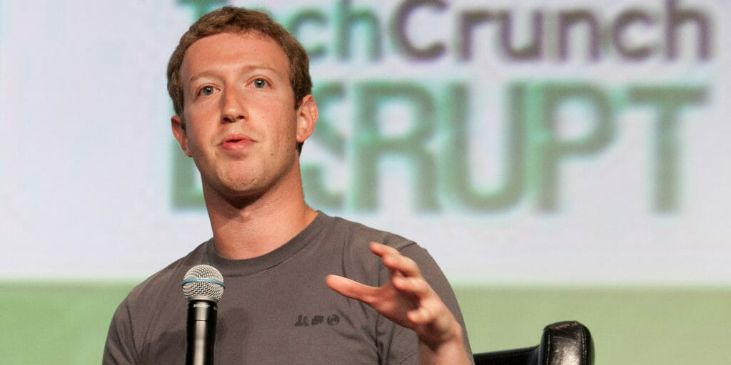 Facebook shareholders release proposal to oust Mark Zuckerberg as chairman.