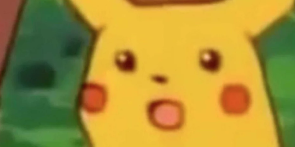 Surprised Pikachu Is a Meme About Knowing Better