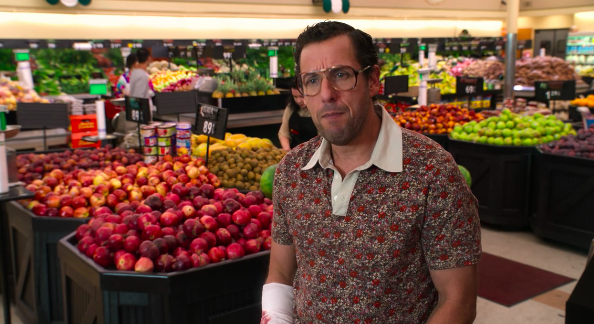 adam sandler on netflix : sandy wexler
