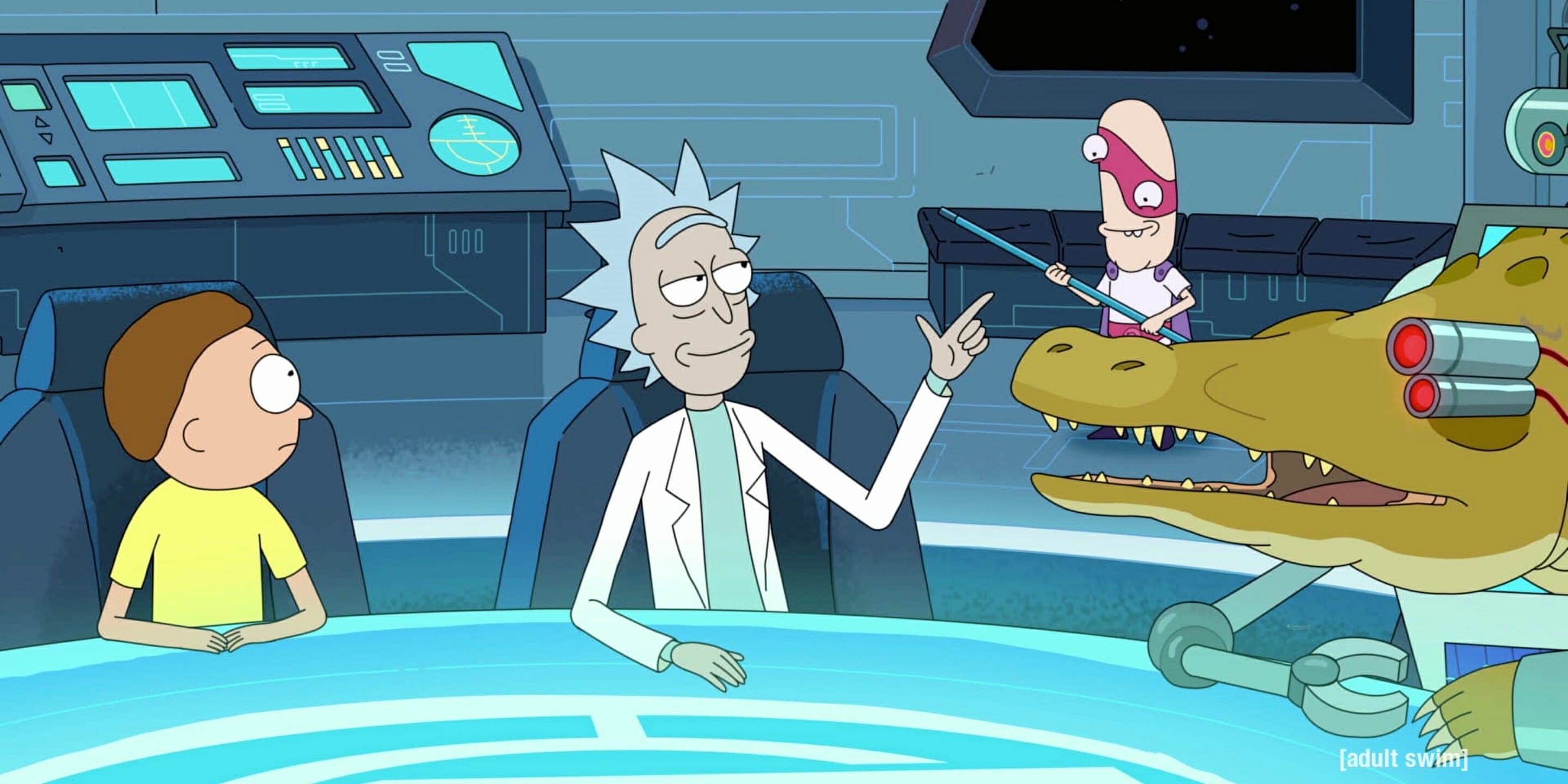 TV Shows Like Rick and Morty: 10 Series to Watch Before Season 4