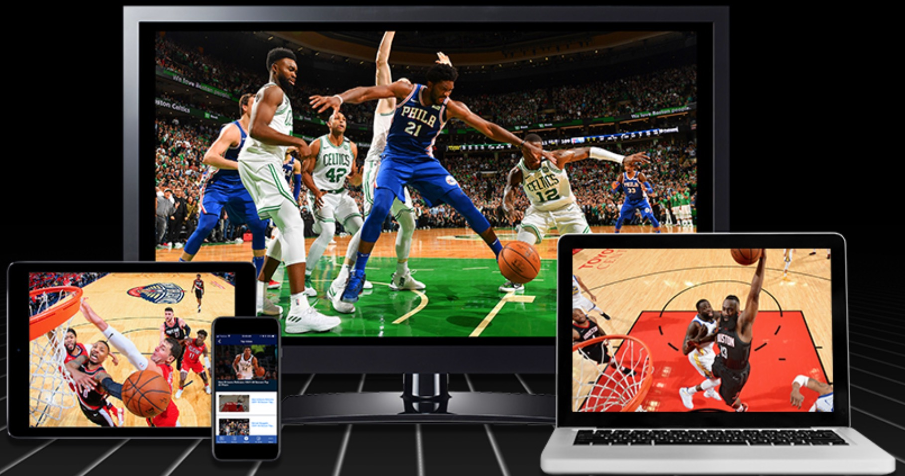 watch nba games tonight on tv