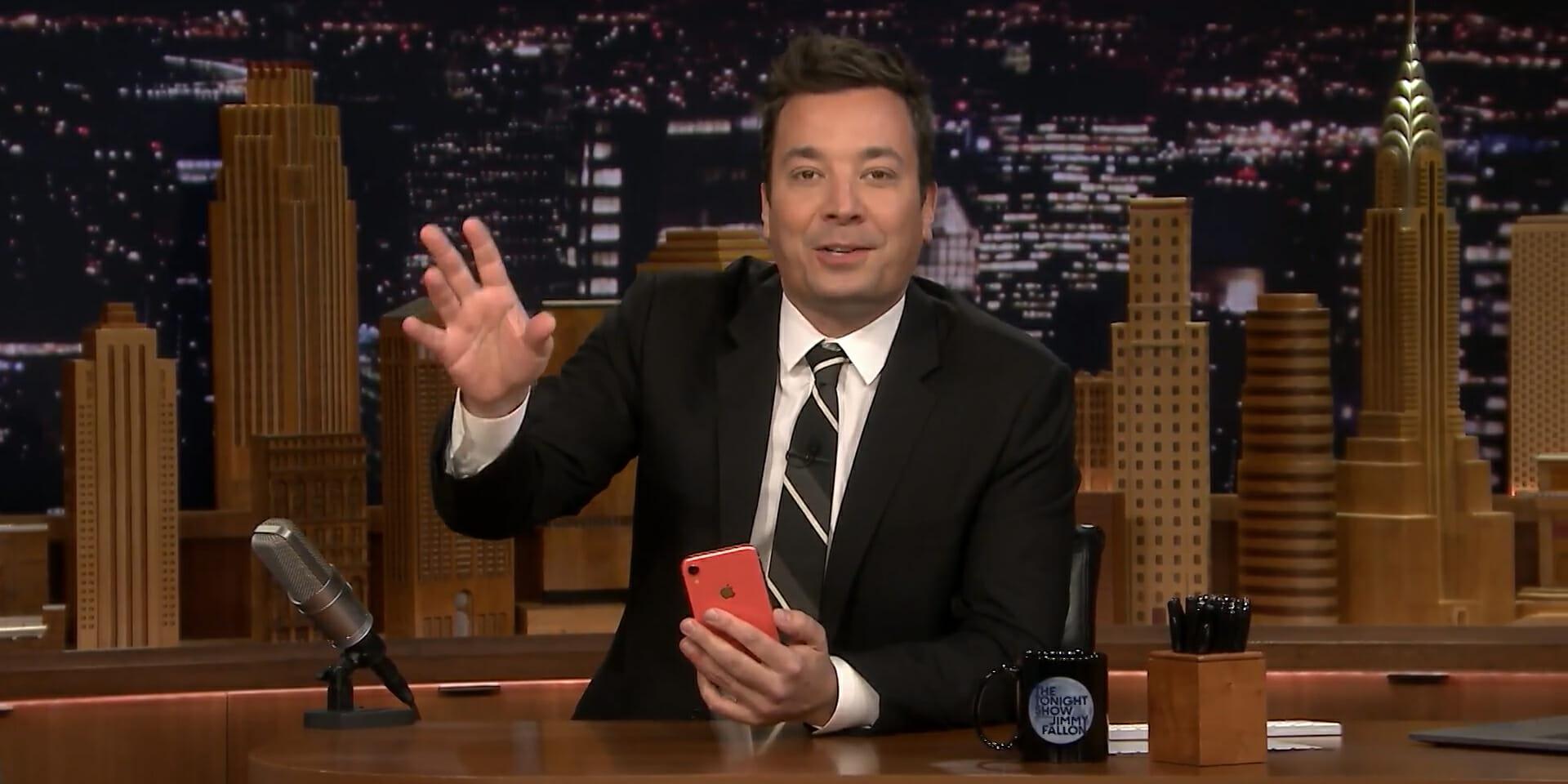 Jimmy Fallon started a viral #tumbleweedchallenge on TikTok.