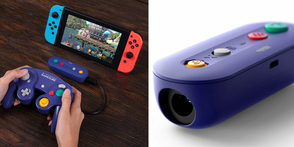 Nintendo Switch gamecube controller