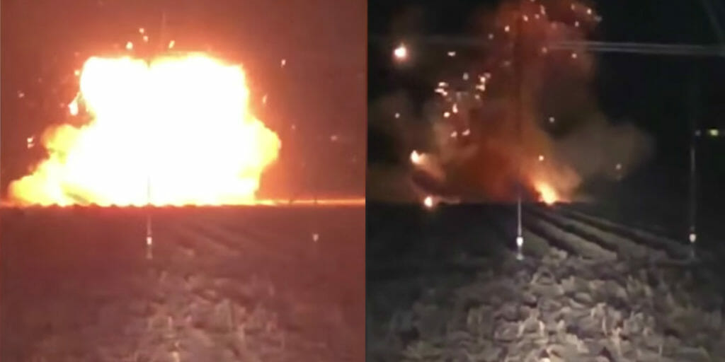 A Texas woman blew up her wedding dress to celebrate her divorce.