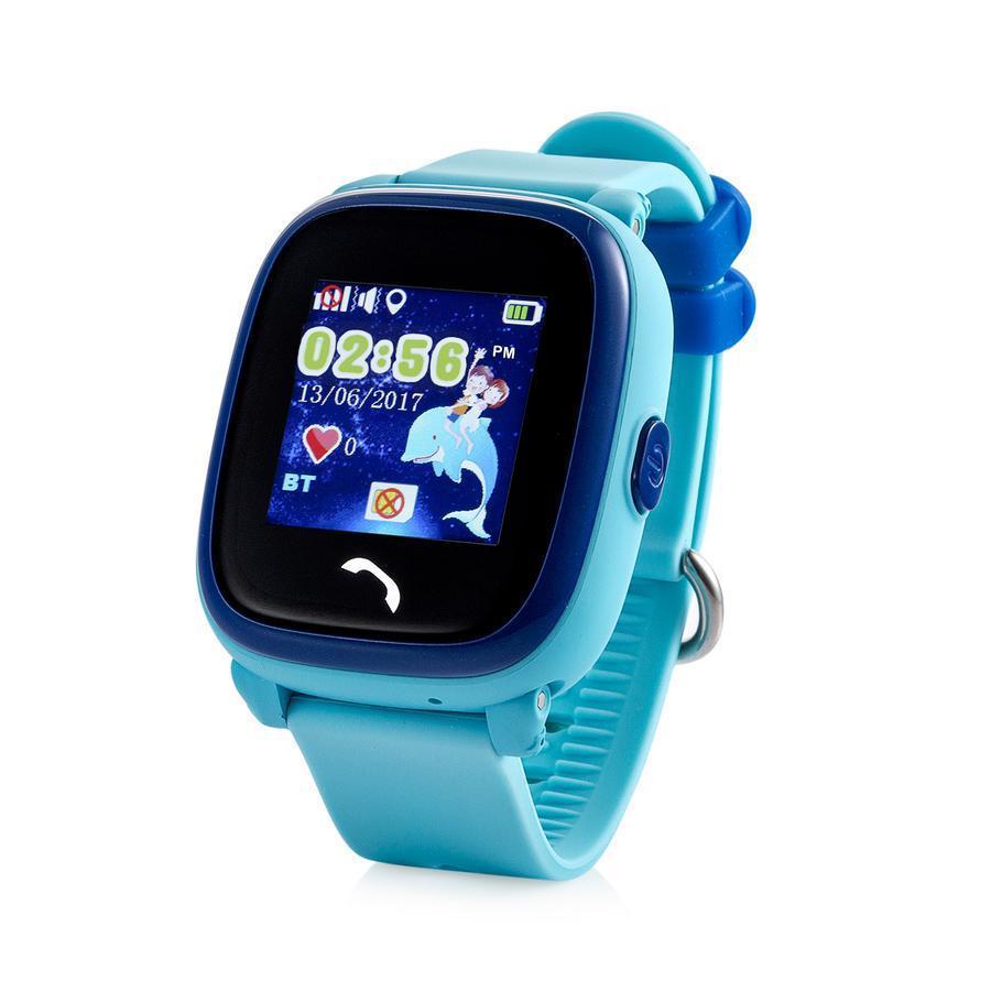 best gps tracker for kids : Liltracker waterproof watch