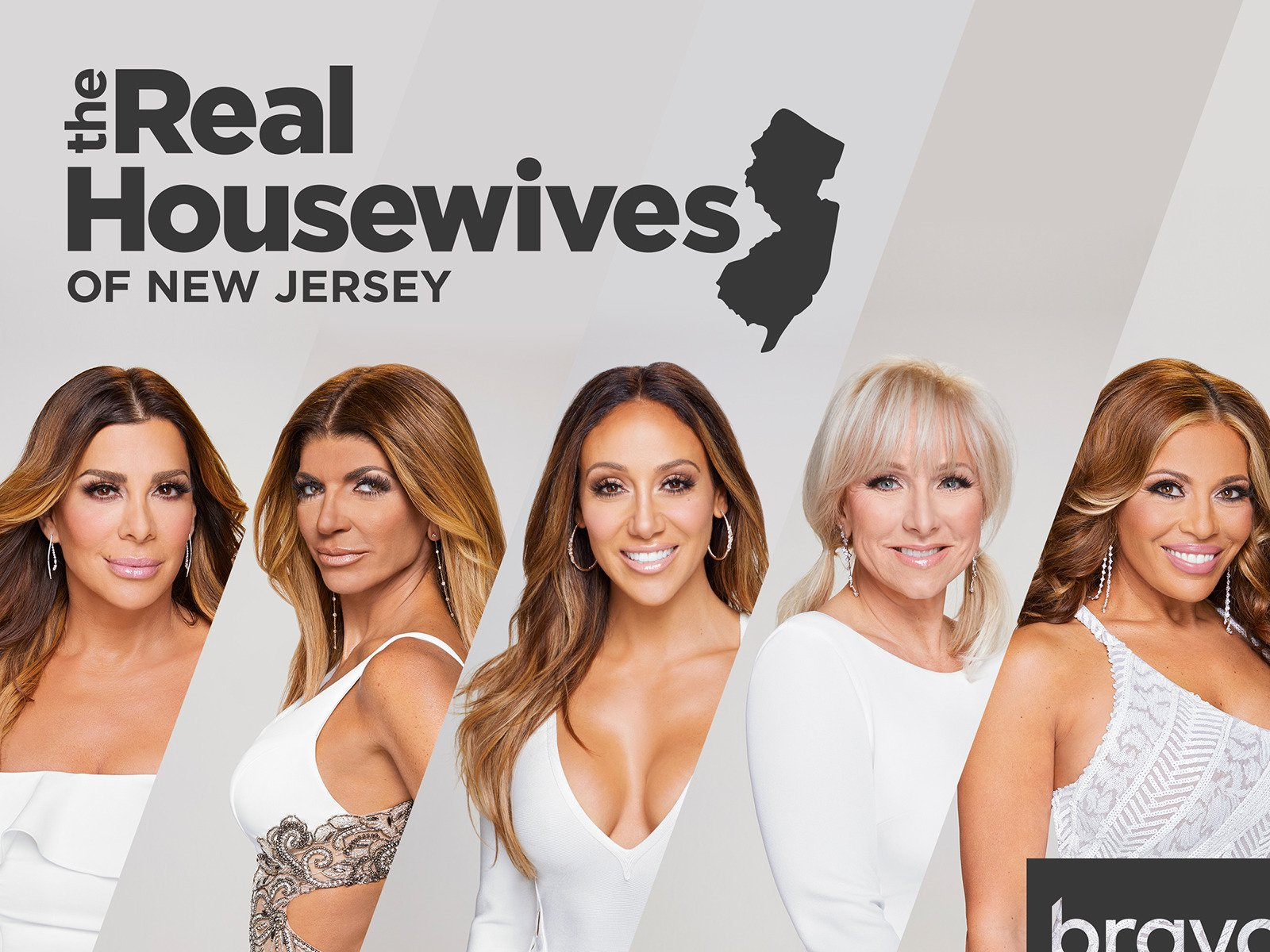 watch the real housewives of New Jersey online free on amazon