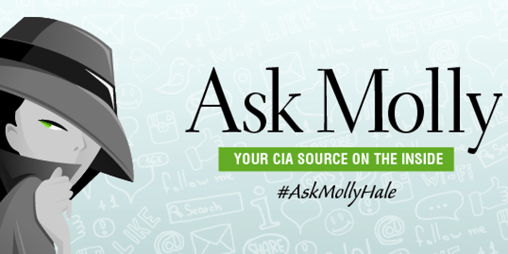 People are trolling #AskMollyHale, the CIA's 'public voice' on Twitter.