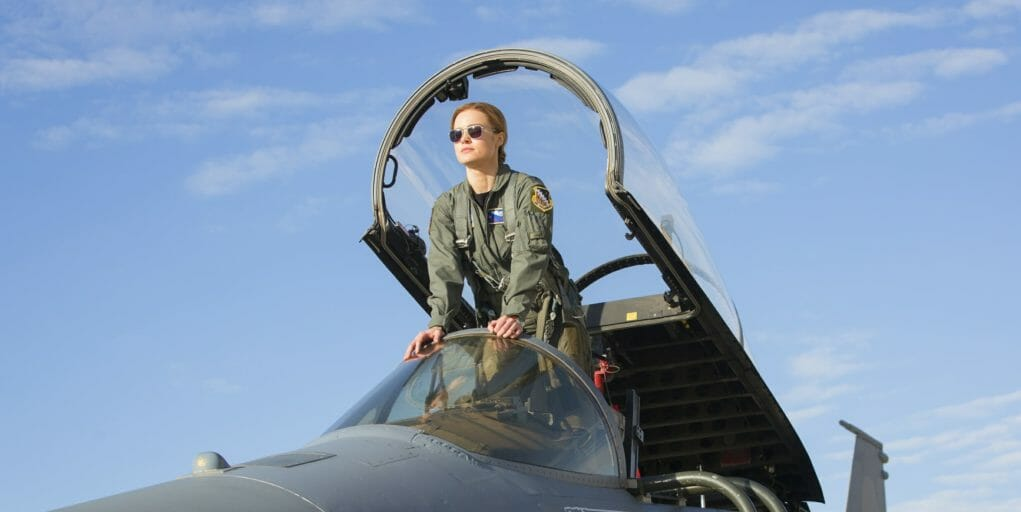 captain marvel air force propaganda