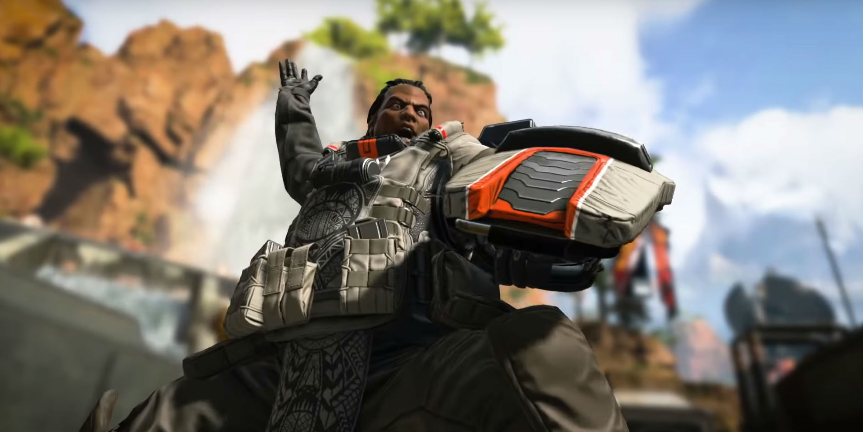 apex legends melee cheat