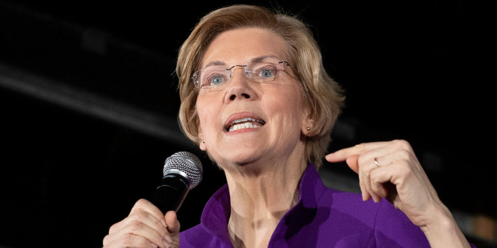 Facebook temporarily removes Elizabeth Warren's ads calling for breakup of Facebook