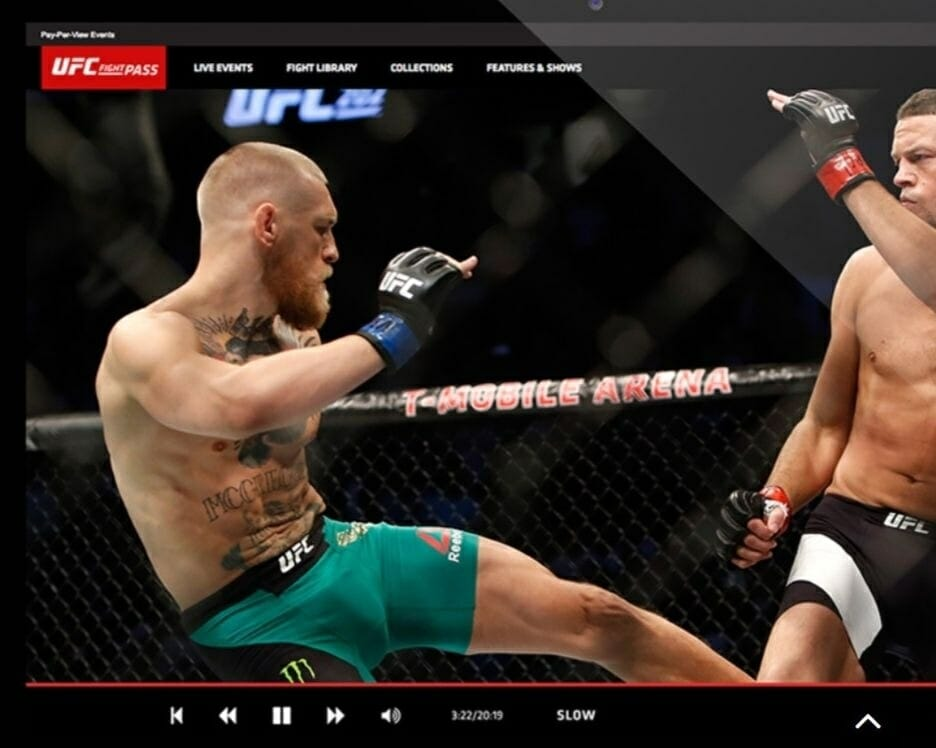 UFC Fight Pass what is it cost devices