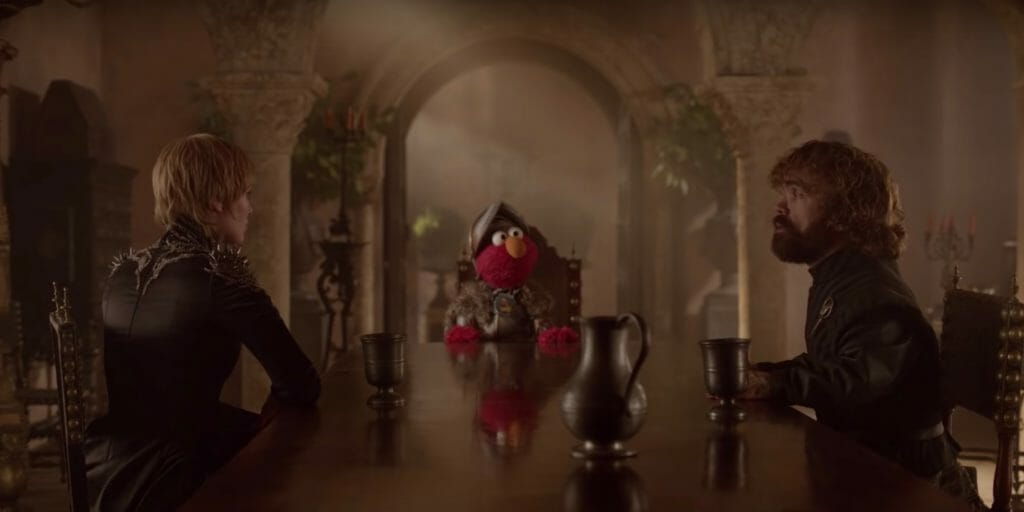 game of thrones sesame street respect