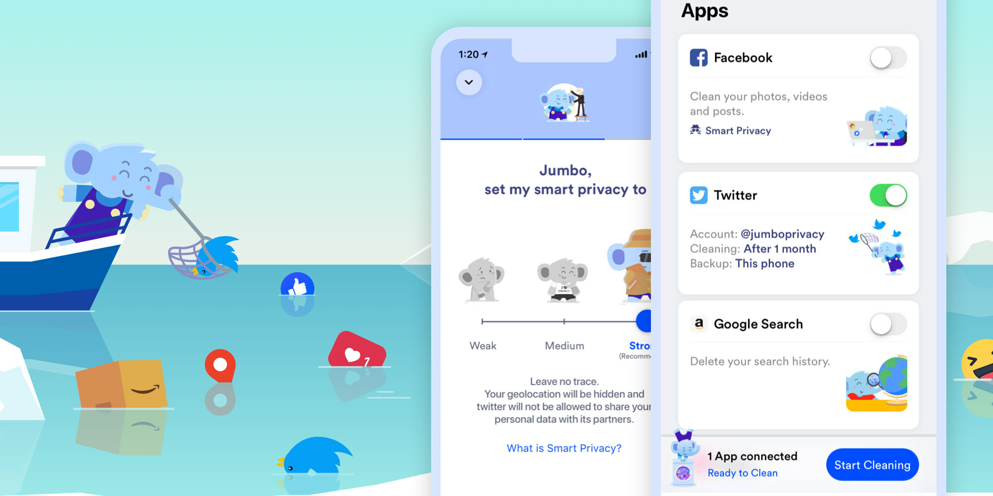 New Privacy App Jumbo Will Lock Down Your Facebook and Twitter