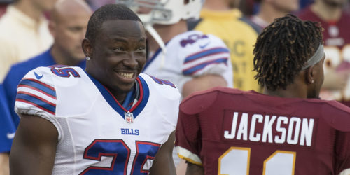 Bills at Redskins 8/26/16