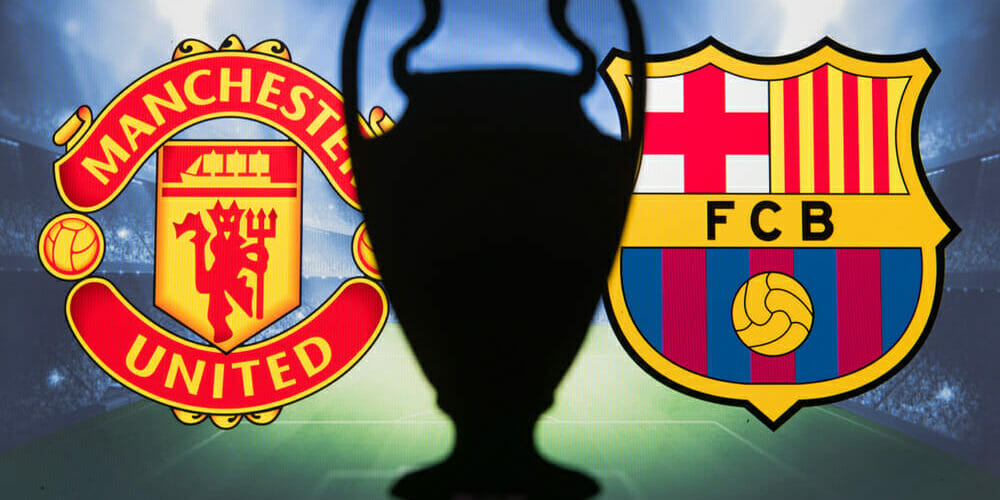 Barcelona Vs. Manchester United Live Stream: Watch Online