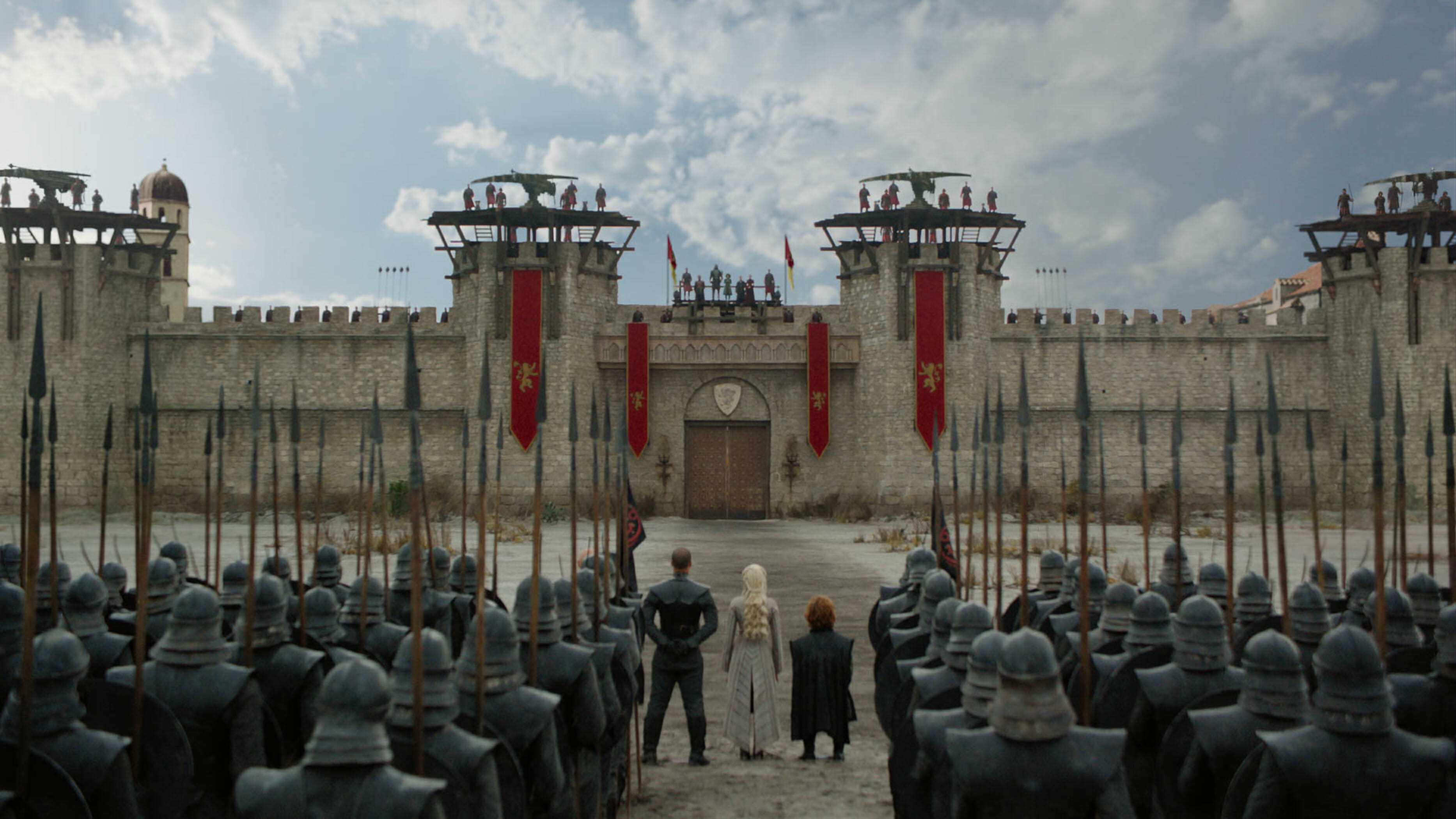 Game of Thrones armies - Unsullied