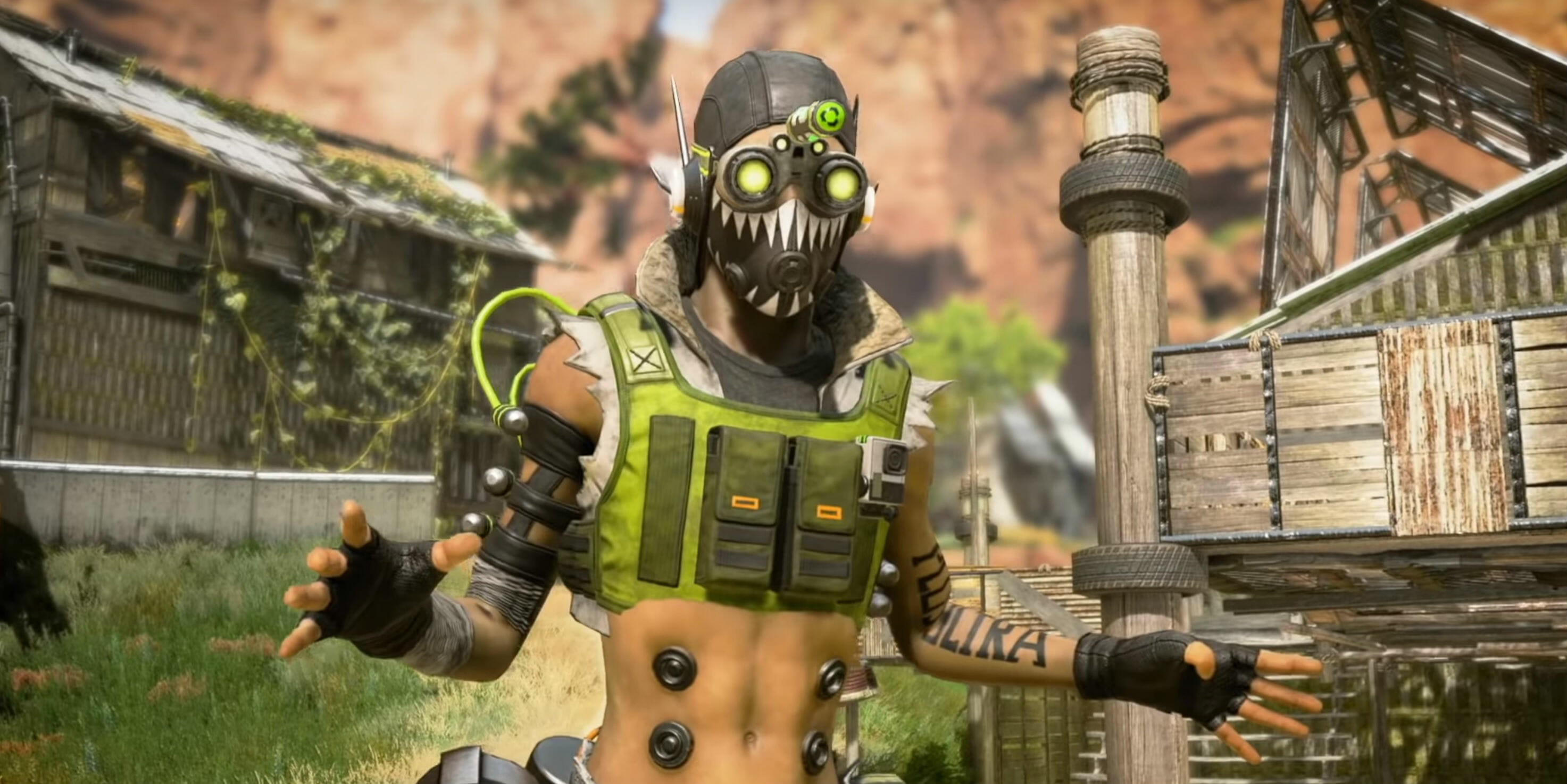 Apex Legends season 2 date, battle pass, map changes, and more