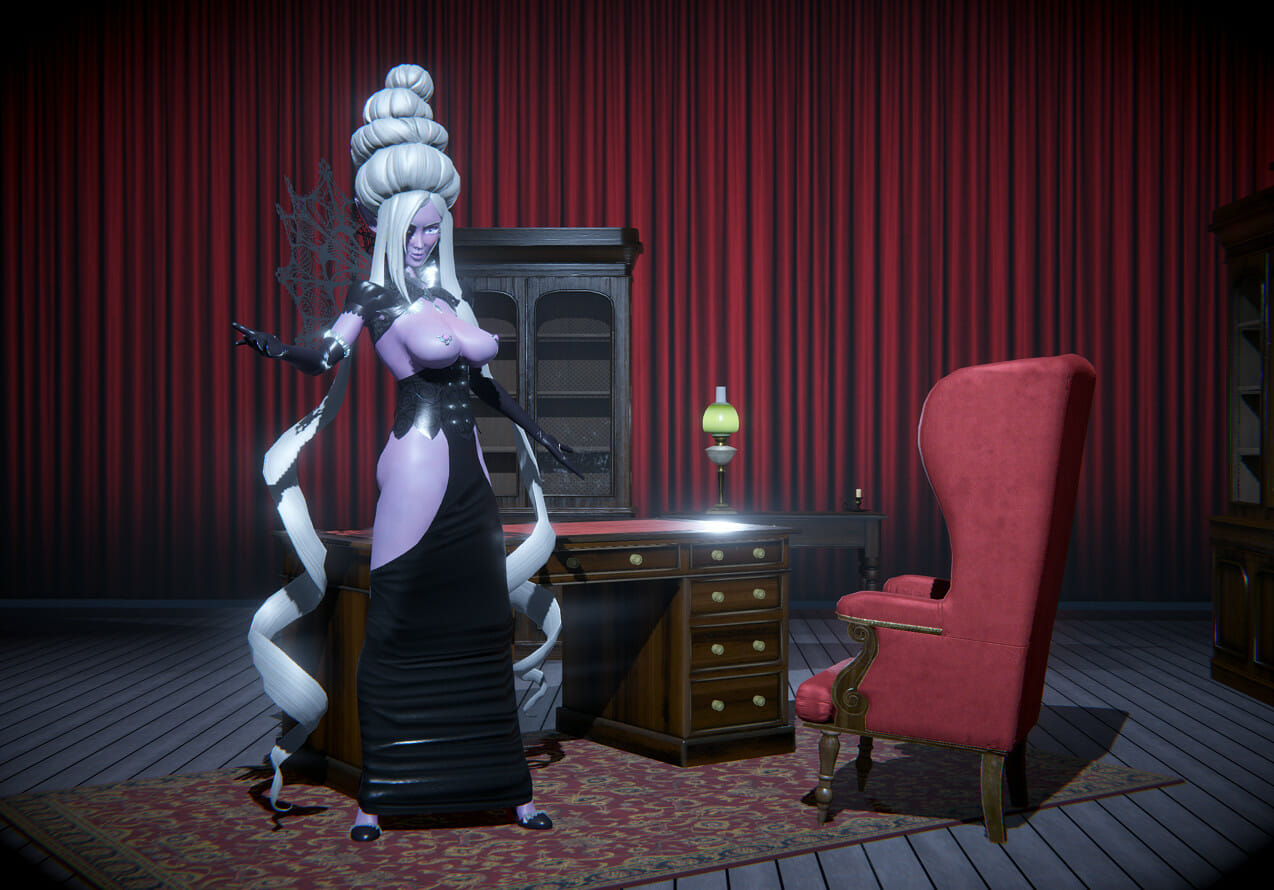 Dominatrix Simulator Headmistress