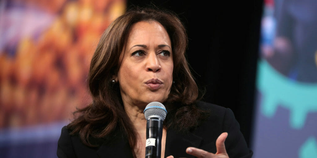 Kamala Harris healthcare