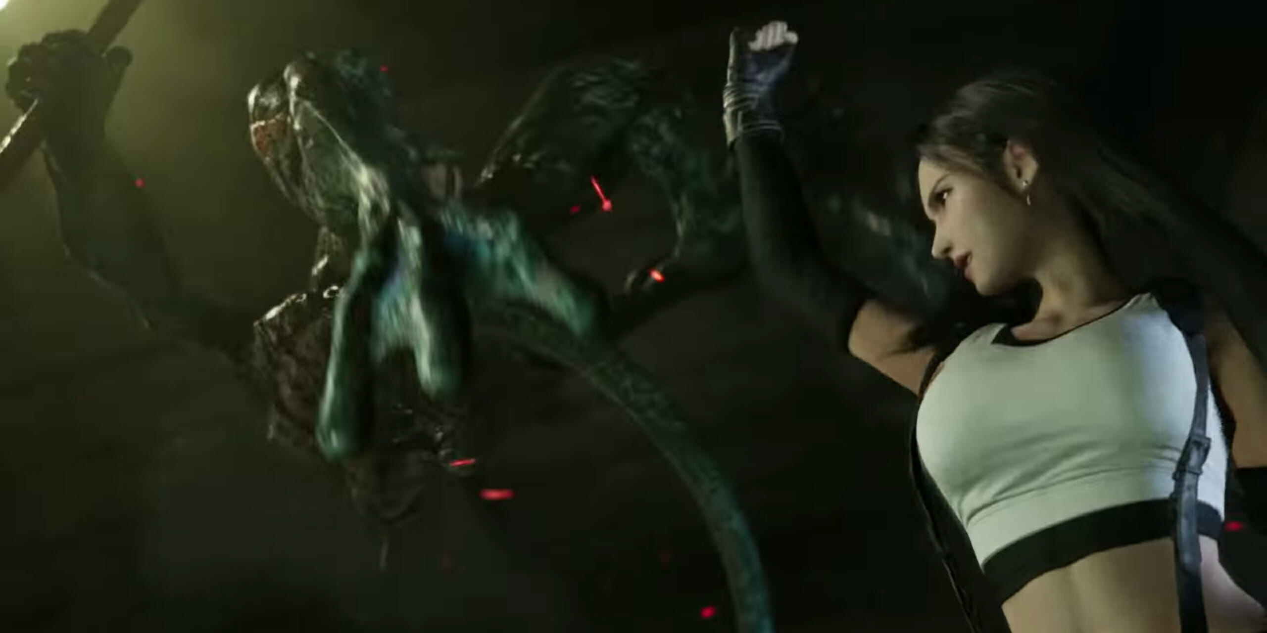 Final Fantasy 7 Remake Still Has the Cross-Dressing Sequence