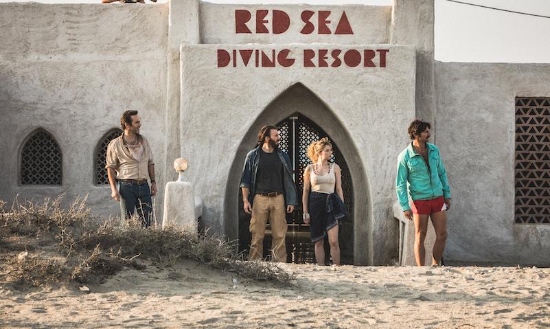 netflix red sea diving resort review