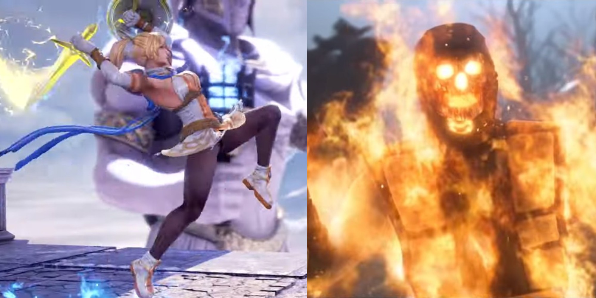 These are the 8 best fighting games available today