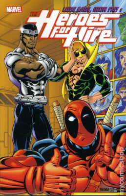 Deadpool Heroes for Hire