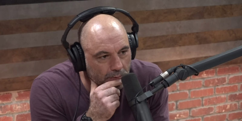 Joe Rogan 2020 Debate Petiton