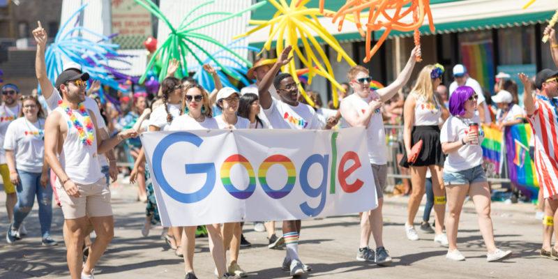 Google pride lesbian