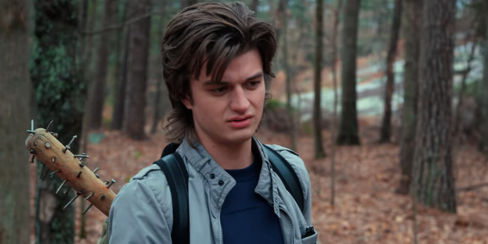 RIP to the Real Star of 'Stranger Things': Steve Harrington's Mullet