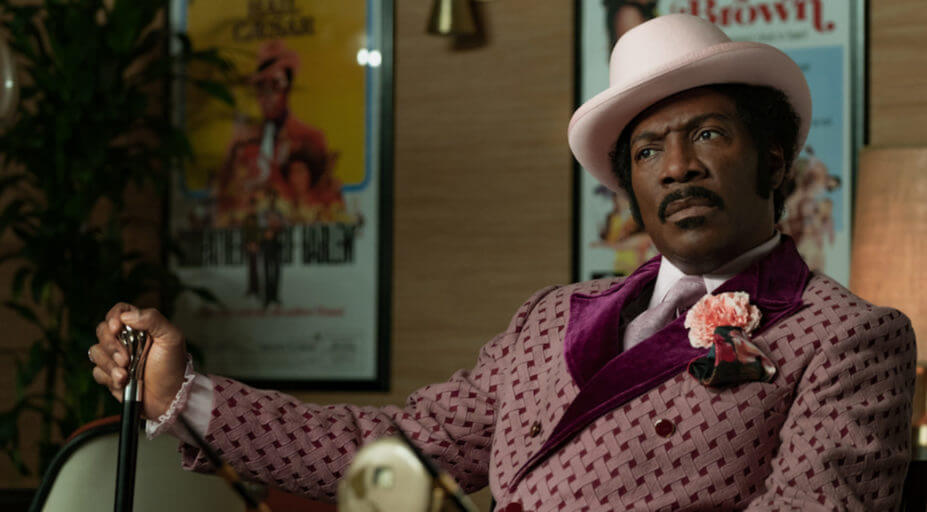 netflix dolemite is my name review