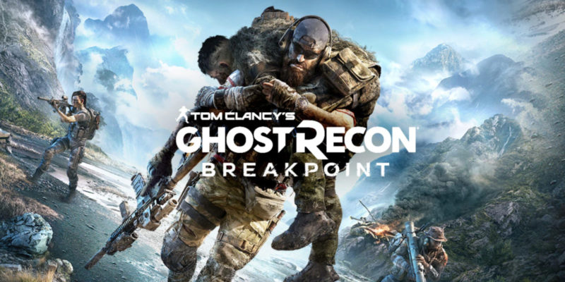 upcoming video games october 2019 tom clancys ghost recon breakpoint