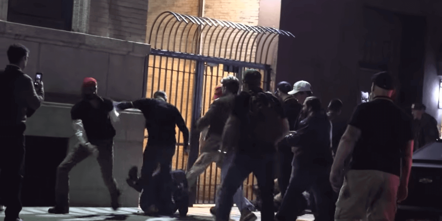 Proud Boys Sentenced to 4 Years in Prison for Attacking Antifa Protesters