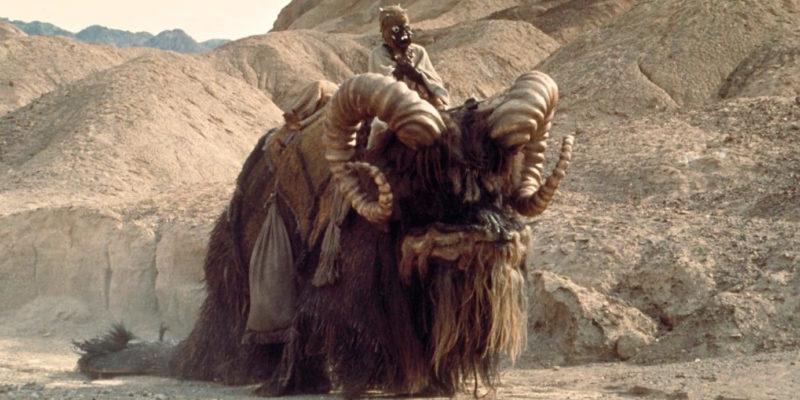Star Wars creatures - Bantha
