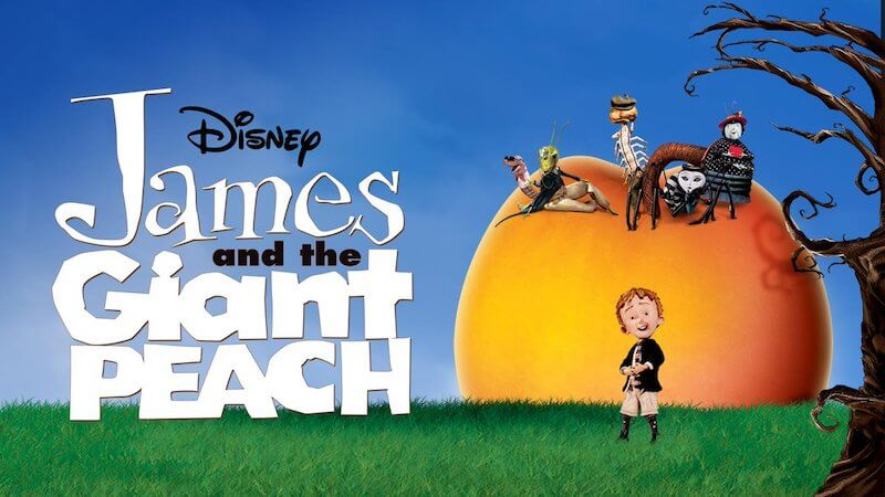 disney plus shows - james and the giant peach