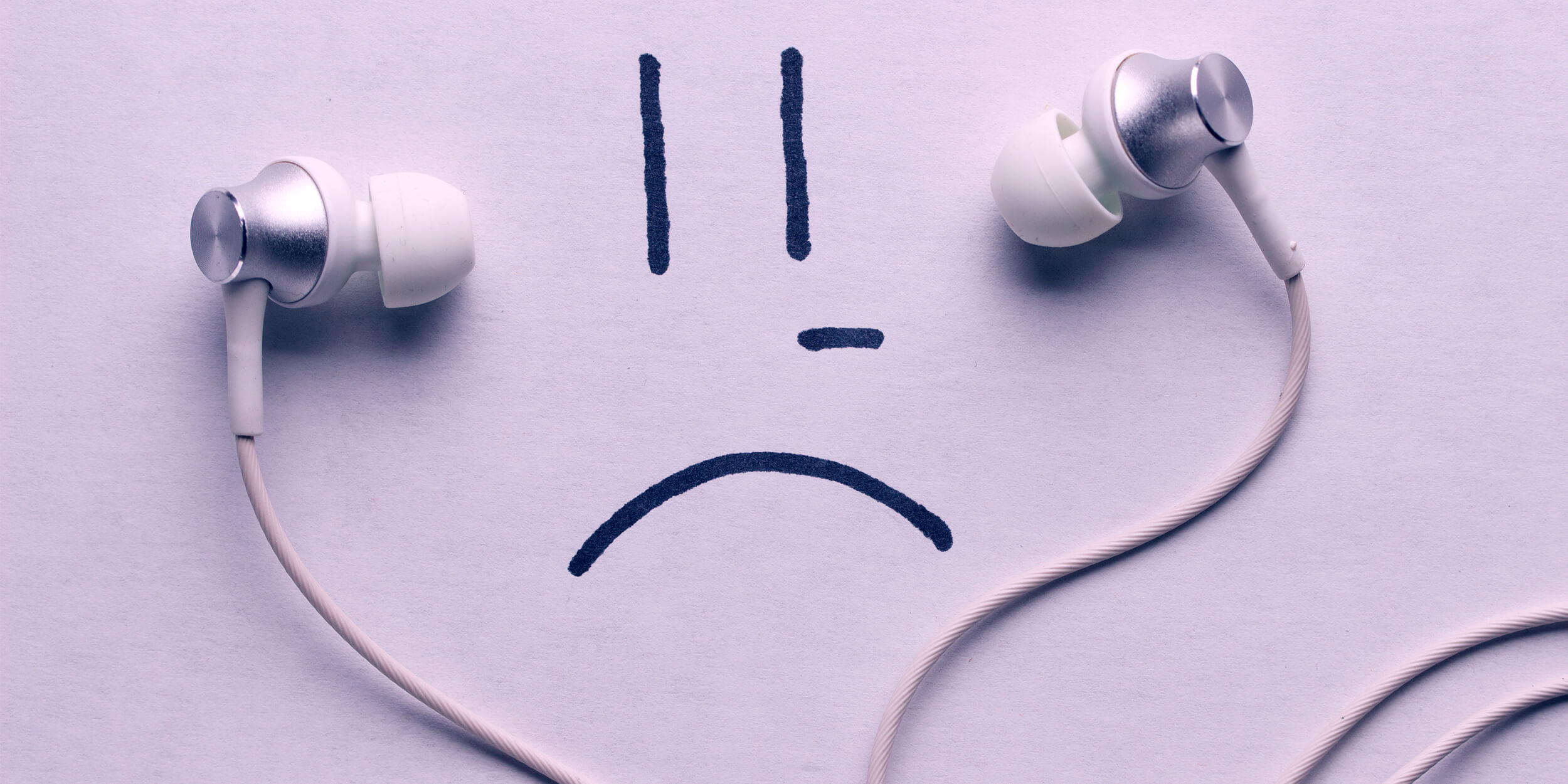 'My Headphones' Meme: Our Music Is Sadder Than We Look