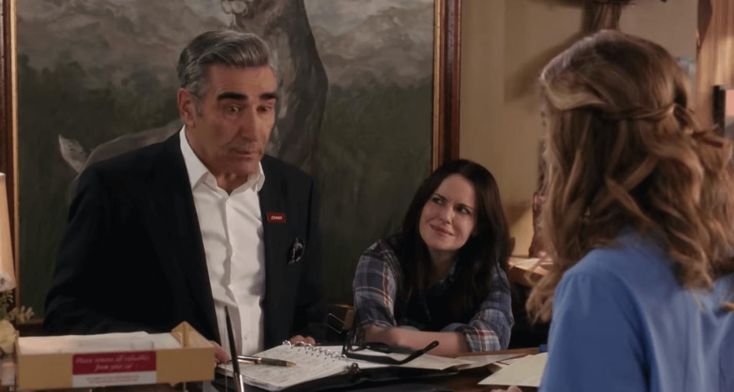 'Schitt's Creek' Season 5 Is now Streaming on Netflix