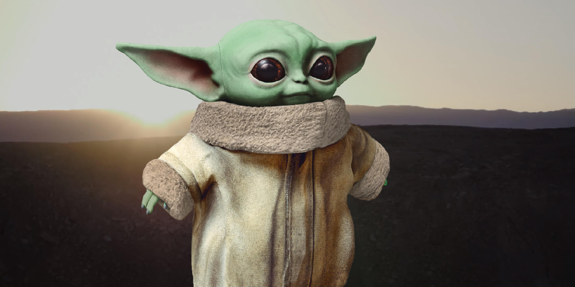 Baby Yoda toys, merchandise now available for pre-order