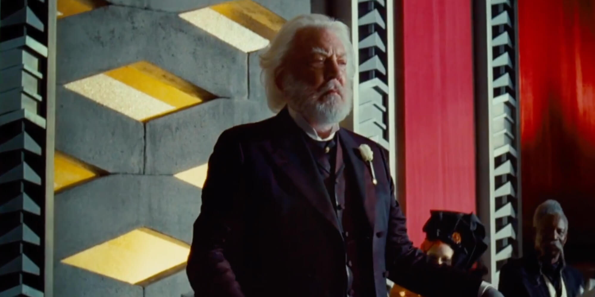 Fans Upset New 'Hunger Games' Book Paints President Snow As a Hero