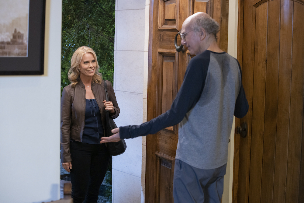 hbo curb your enthusiasm season 10 review - cheryl