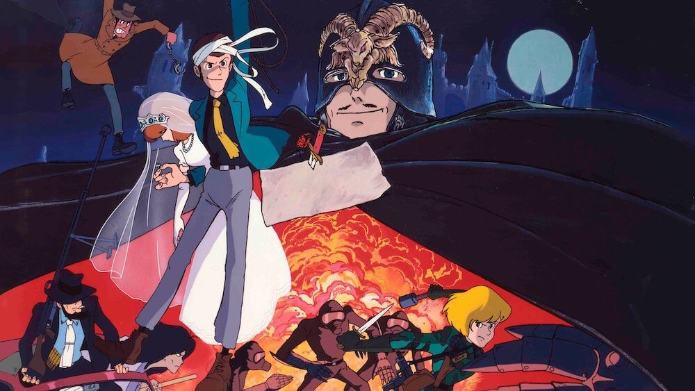 best movies netflix - lupin the 3rd