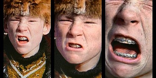 """I love Scut Farkus in """"A Christmas Story"""" as seen on TBS: over and over again. 