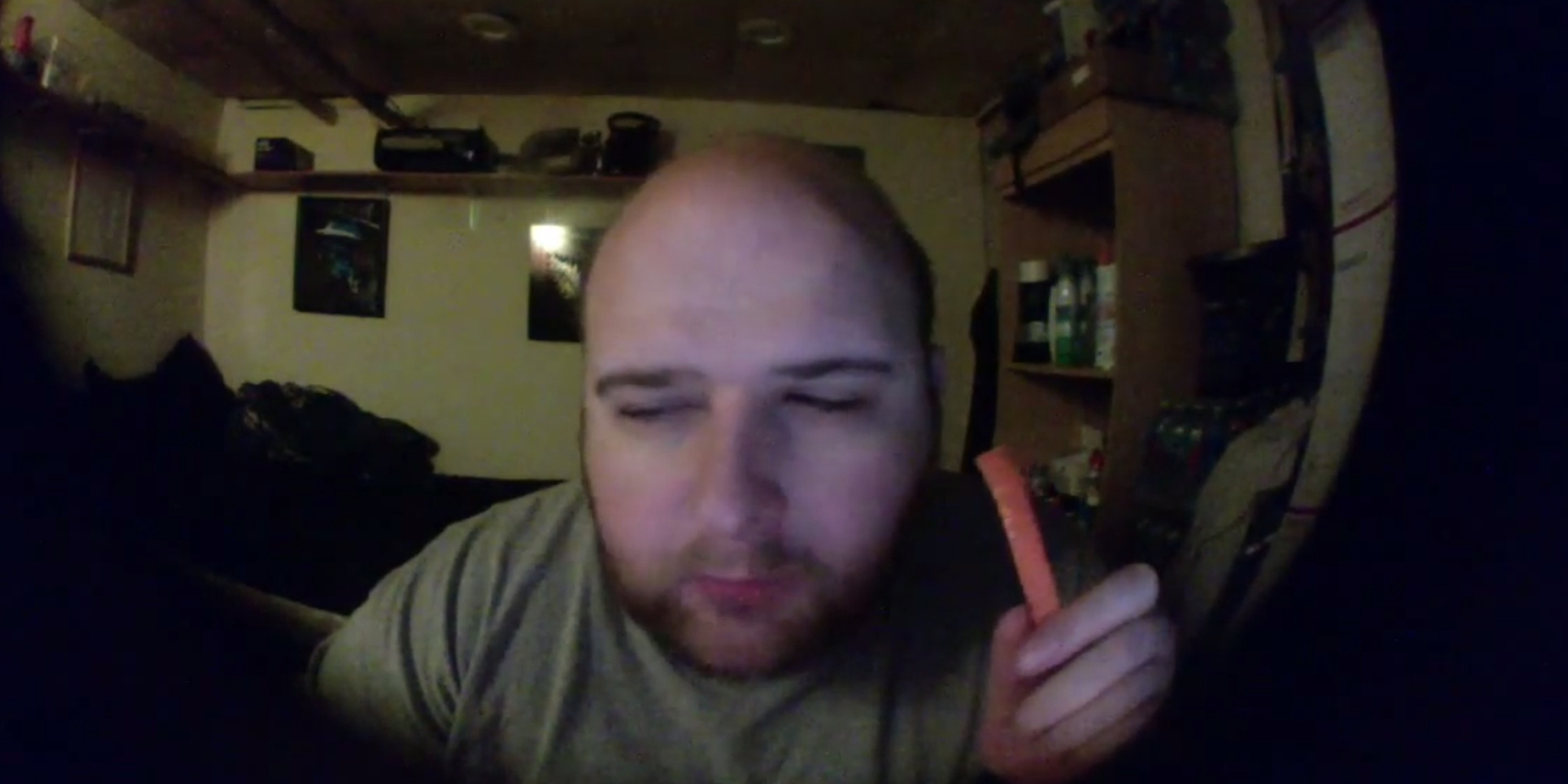 Jon Eats Carrots webseries