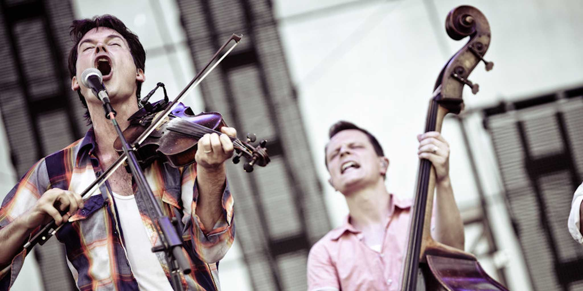 Old Crow Medicine Show | Flickr - Photo Sharing!