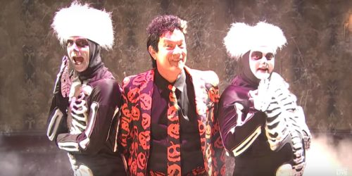 SNL David S Pumpkins