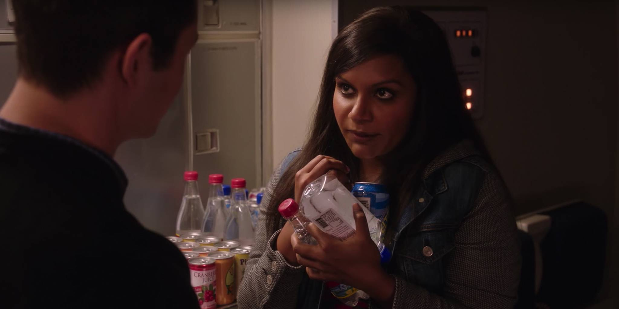 screenshot from the mindy project show
