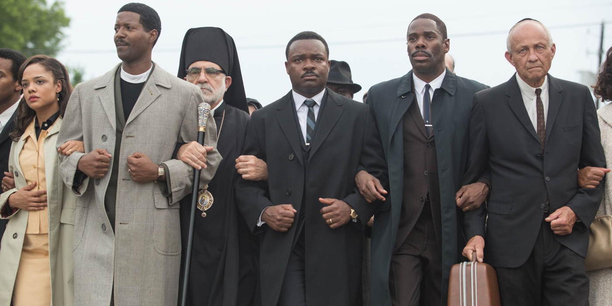 Cast of Selma
