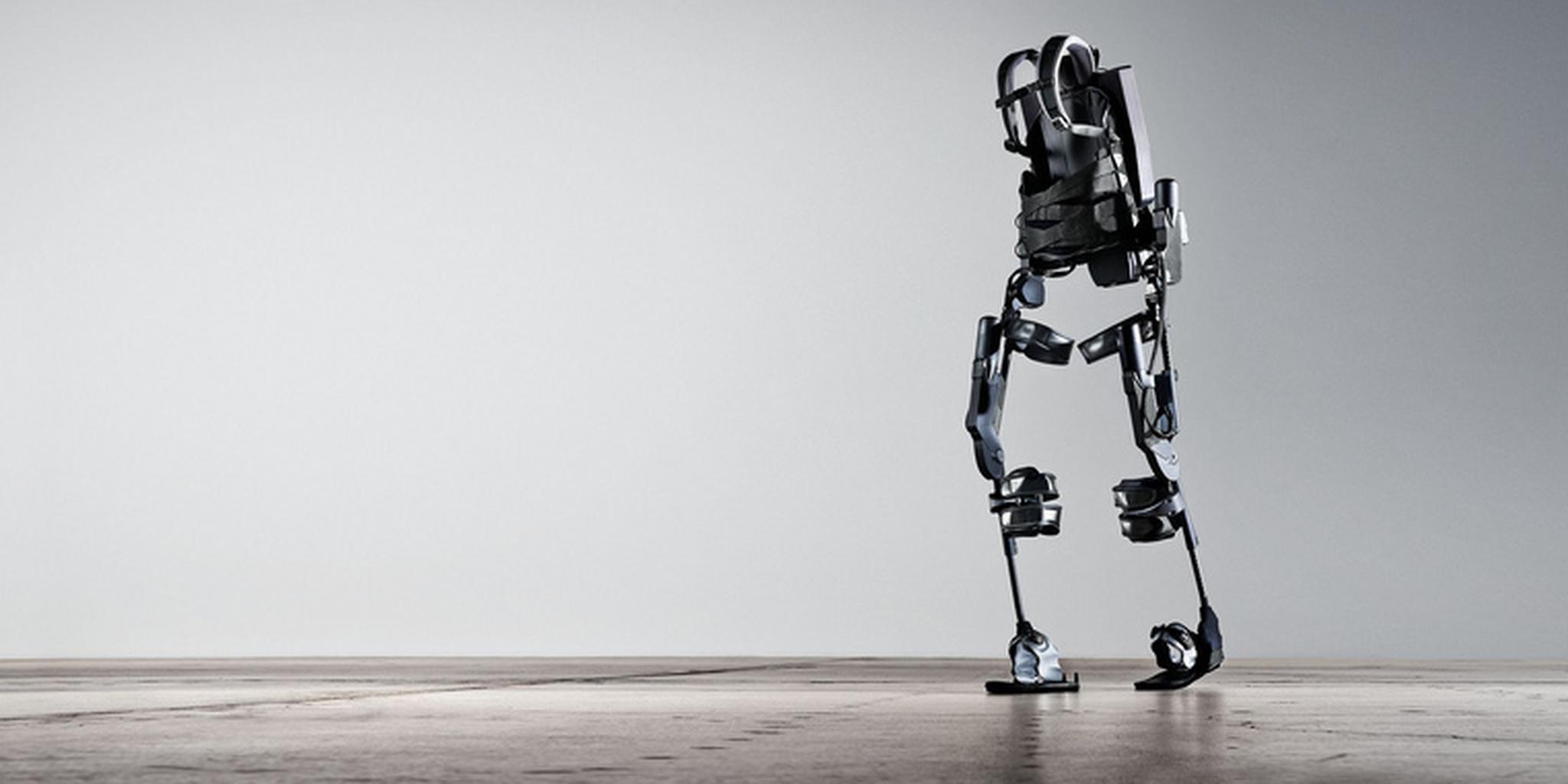 Ekso Bionics Ekso | Flickr - Photo Sharing!