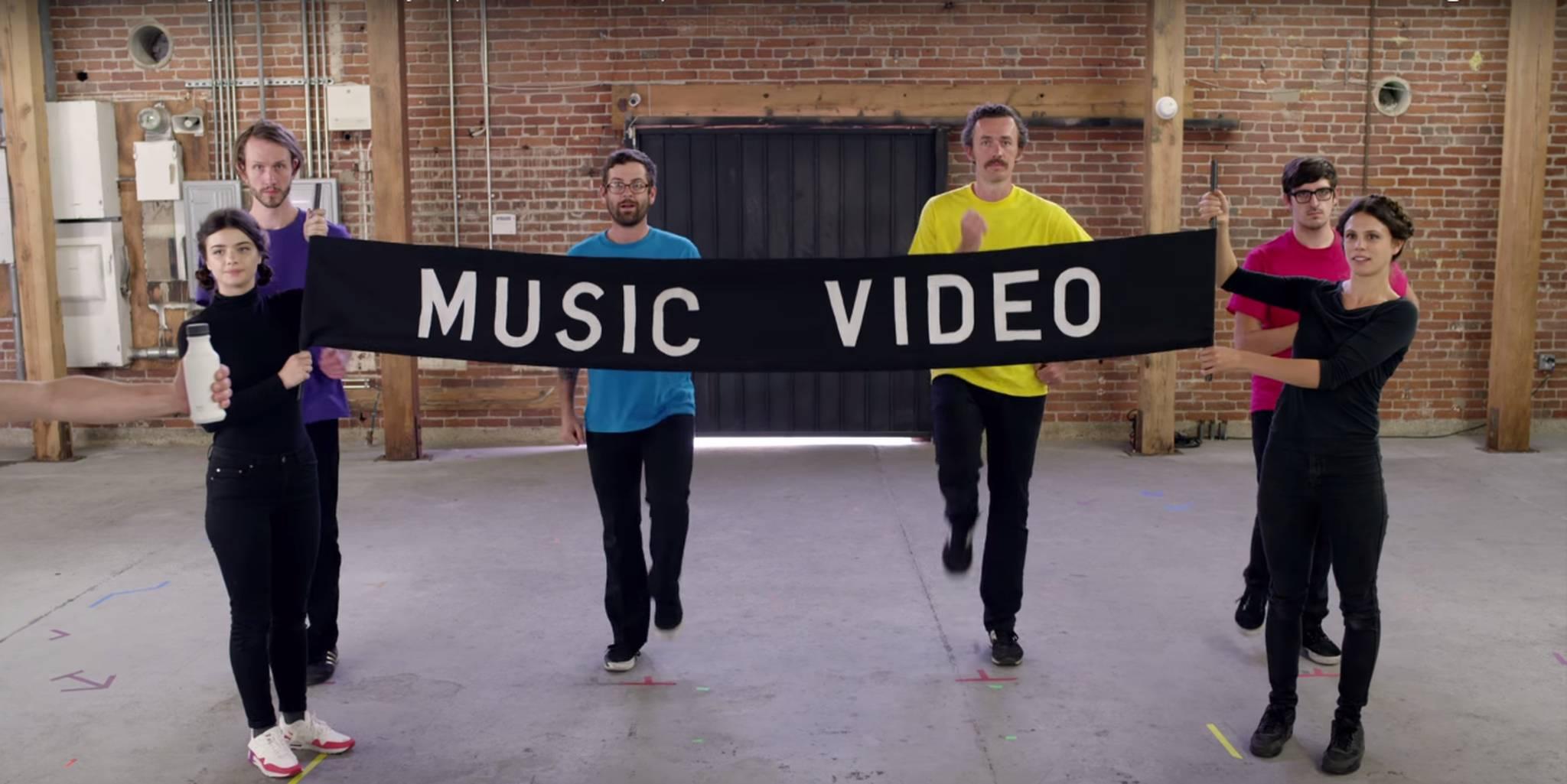 AJJ OK Go parody music video for Goodbye, Oh Goodbye