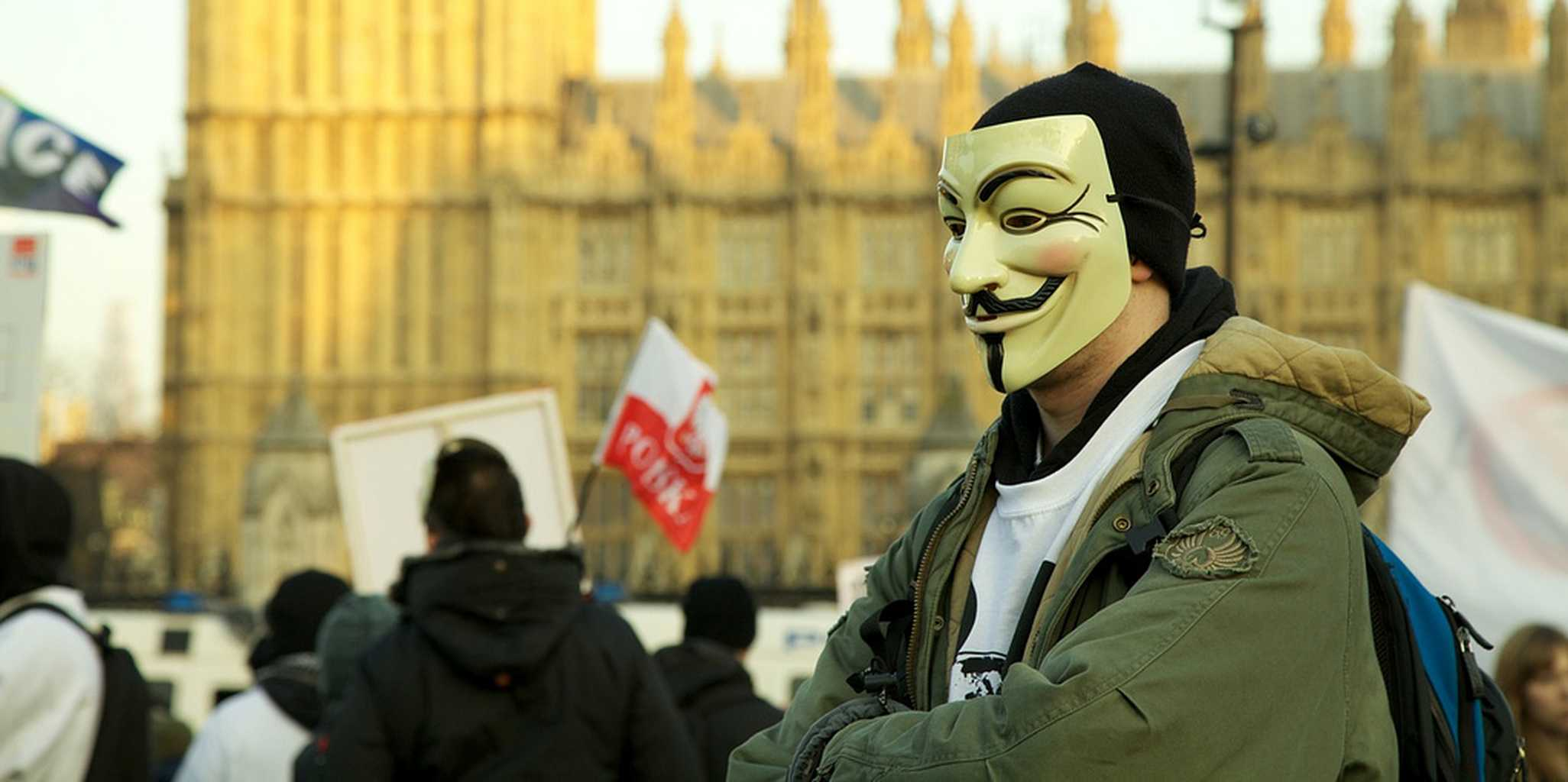 All sizes | Anonymous VS ACTA | Flickr - Photo Sharing!